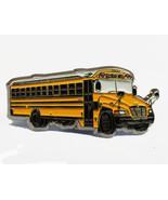 BlueBird Vision school bus 5 color lapel pin - $4.50