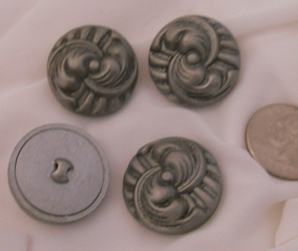 4_grey_celluloid_buttons