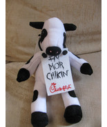 CHICK-FIL-A PLUSH COW-EAT MORE CHIKIN-FAST FOOD... - $10.00
