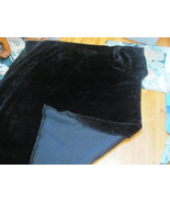 FAKE FUR-BLACK FABRIC-BEARS-DOGS-SEWING-CRAFTS-... - $18.00
