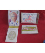 INVITATION CARDS THREE 8 COUNT-1-10 COUNT-BABY ... - $5.00
