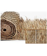 Palm Thatch Roll Commercial Grade-Palapa Hut/Ti... - $135.00