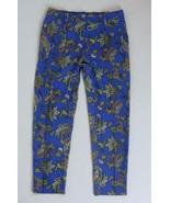 ANN TAYLOR LOFT Rayon Drapey Paisley Pants 6 29... - $19.99