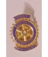 Past President Rotary International 10K Gold Pi... - $44.55
