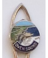 Collector Souvenir Spoon Canada Ontario Owen Sound - $14.99