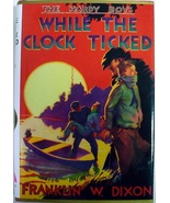 Hardy Boys WHILE THE CLOCK TICKED #11 1st Print... - $28.00