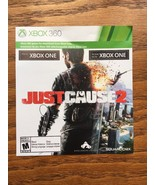 Just Cause 2, xbox 360/ONE game Full download c... - $4.88