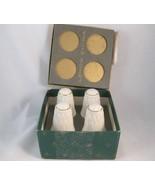 Lenox Carlyle Salt & Pepper Shakers in box Ivor... - $42.00