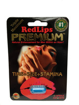 RedLips Premium Triple Maximum Extenzen Male En... - $29.75