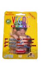 Vegas Style Triple Maximum Premium 7 Days Male ... - $25.99