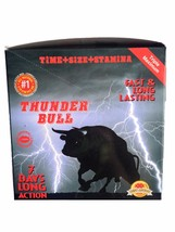 Thunder Bull Triple Maximum Male Enhancement Se... - $99.50