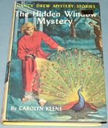 Nancy Drew #34 Hidden Window Mystery Orig Text PC - $7.99