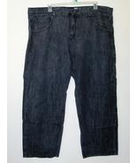 Mens Rocawear Black Jeans Original Fit 52 - $27.97