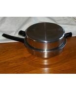 VTG Youngsware Skillet Tri Clad Stainless Steel... - $59.97
