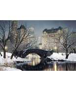 Twilight in Central Park by Rod Chase New York ... - $39.59
