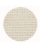 Fabric Cut for Florentina 18x25 32ct white choc... - $11.25