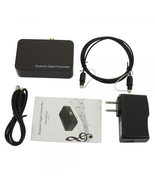 Wireless Fiber-Optic Digital Audio Stereo Music... - $52.00