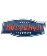Kuryakyn Knock-Off Center Caps - Chrome  Pair 1... - $62.99