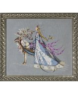 The Snow Queen MD143 cross stitch chart Mirabil... - $13.95