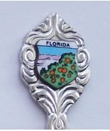 Collector Souvenir Spoon USA Florida Orange Gro... - $14.99