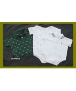 RALPH LAUREN Boy 3 Pc Short Sleeved Summer Lot ... - $16.83
