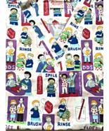 Dentist   Dental Print Scrubs - Print Scrub Top... - $11.99