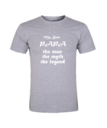 My Best Papa The man the myht the legend Great ... - $19.50 - $22.99