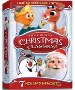 The Original Christmas Classics DVD Rudolph Frosty - $19.99