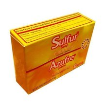 New Grisi Bio Sulfur Soap with Lanolin for Acne... - $18.23