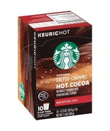 Starbucks Hot Cocoa Salted Caramel Keurig K-Cups - $15.79