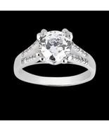 1,75 quilates de compromiso de diamantes solita... - $3,913.29