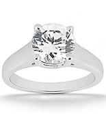 1.51 Ct. diamantes conjunto anillo de bodas ani... - $3,738.64