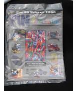 1996 Olympic Pin-demonium magazine and pin, NIP - $9.99