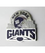 NFL FOOTBALL NEW YORK GIANTS METAL ENAMEL LAPEL... - $5.63
