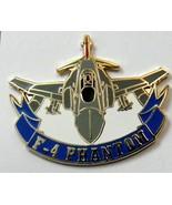 MCDONNELL DOUGLAS F-4 PHANTOM AIRCRAFT CUT-OUT ... - $4.94