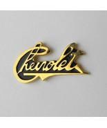 CHEVY CHEVROLET SCRIPT LOGO AUTOMOBILE CAR AUTO... - $4.70