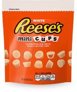 Reese's Peanut Butter Cups Minis White Chocolate - $9.85
