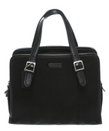 Coach Black Neoprene Satchel Handbag - $95.00
