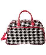 World Traveler 21 Inch Rolling Duffel Bag, Fuch... - $44.05