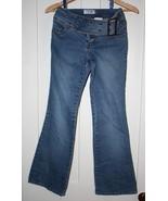 Jordache Lo-Rise Stretch Juniors Flare Leg Jean... - $6.99