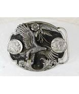 1995 American Eagle Buffalo Nickles Belt Buckle... - $18.48