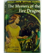 Nancy Drew #38 MYSTERY OF THE FIRE DRAGON 1st P... - $75.00