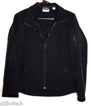 Womens Black Diamond Poly Spandex Jacket Black ... - $37.39