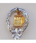 Collector Souvenir Spoon USA Nevada Lake Tahoe ... - $9.99