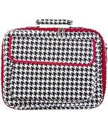 World Traveler Houndstooth 15-inch Laptop Bag, ... - $26.45