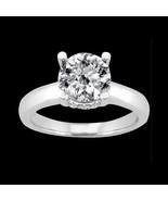 1,81 quilates de compromiso de diamantes solita... - $3,921.44