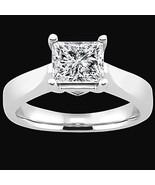 anillo de compromiso de diamante solitario 1,11... - $1,438.26