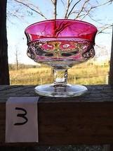 #3 Vintage King's Crown Sherbert/dessert dish c... - $7.69