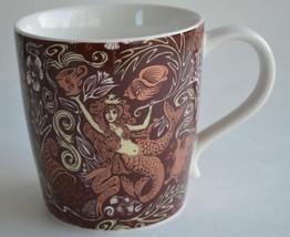 2008 Starbucks ~ Anniversary Blend Bronze Merma... - $26.95