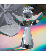 Crystal Collection Angel Favors Set of 6 Christ... - $24.75